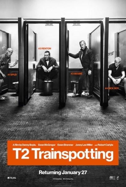 Trainspotting 2 New Poster