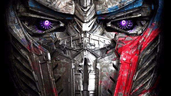Transformers 5 The Last Knight Movie - Optimus Prime
