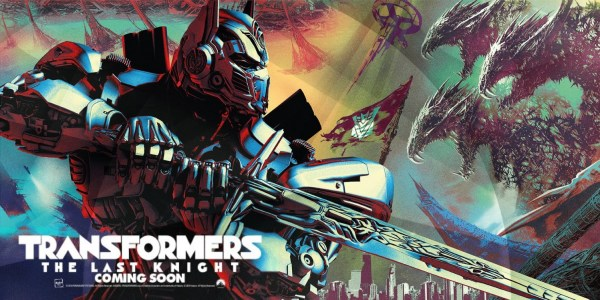 Transformers The Last Knight movie visits the Middle Age!