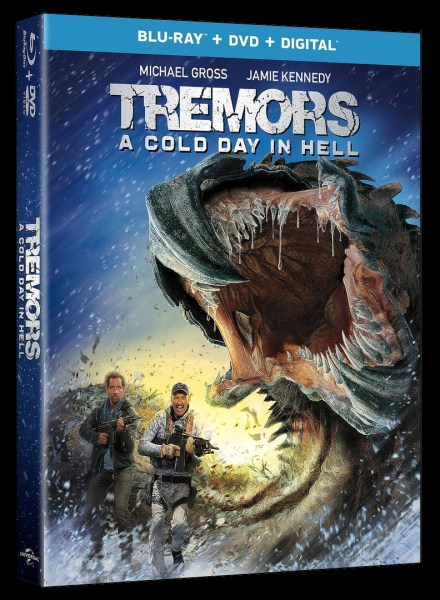 Tremors 6 A Cold Day In Hell Movie