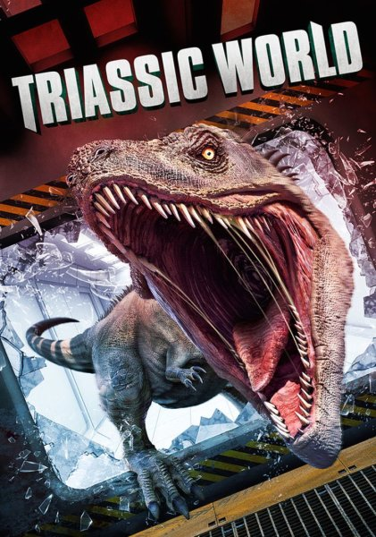 Triassic World Movie Poster