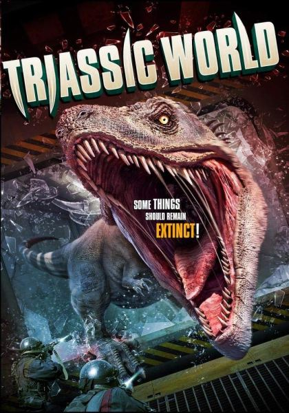 Triassic World New Poster