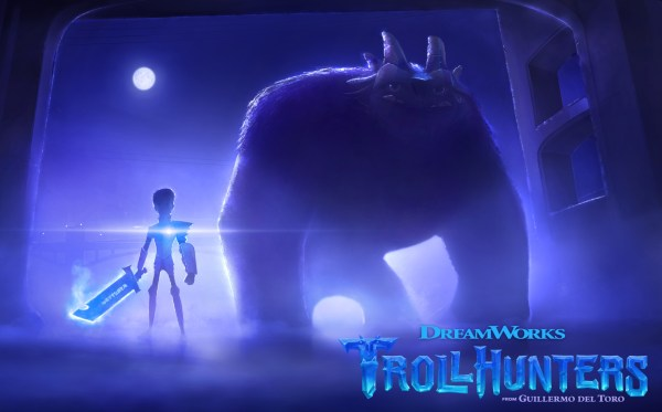 Trollhuhnters movie