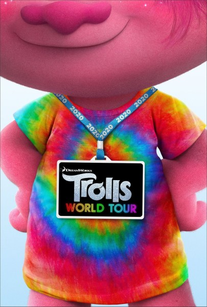 Trolls 2 Movie Poster