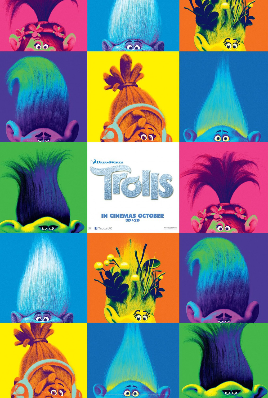 Trolls (2D)