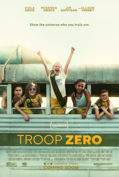 Troop Zero Movie Poster