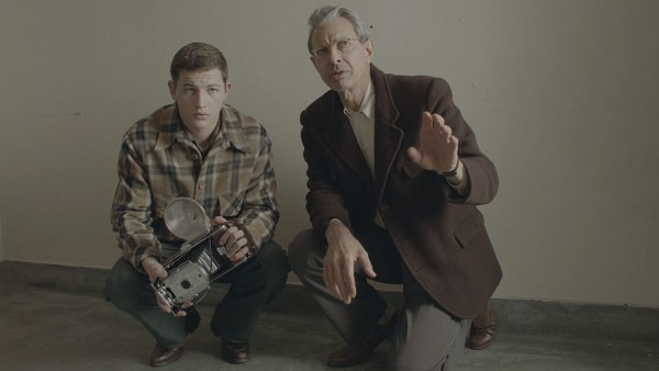 Tye Sheridan And Jeff Goldblum The Mountain Movie