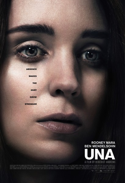 Una Rooney Mara Poster