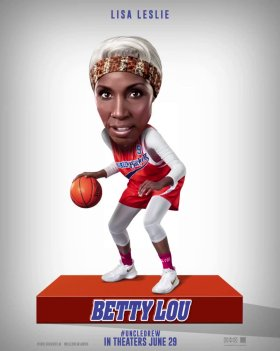 Uncle Drew Movie Character Poster - Lisa Leslie