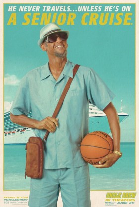 Uncle Drew Movie - He Never Travels... Unless He's On A Senior Cruise