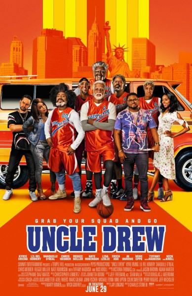 Uncle Drew New Film Poster