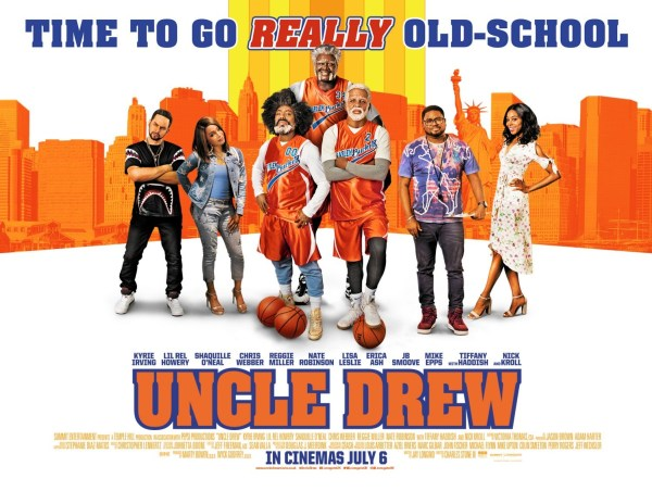 Uncle Drew Banner Poster