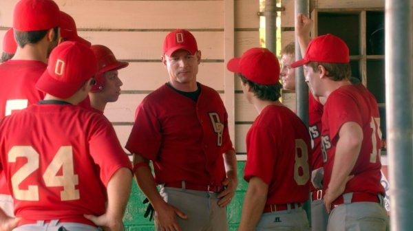 Undrafted - Baseball movie 2016