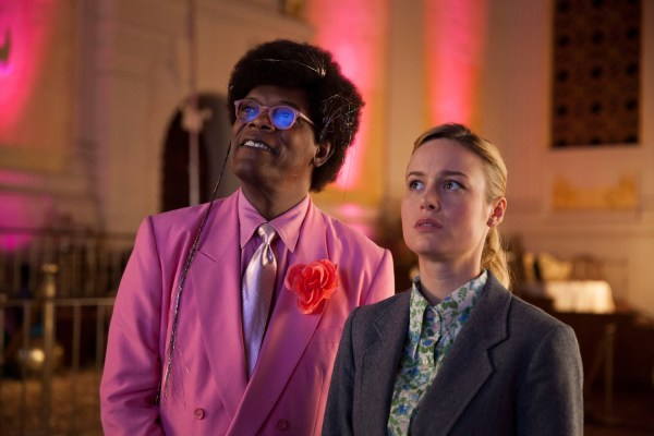 Unicorn Store Movie Samuel Jackson And Brie Larson