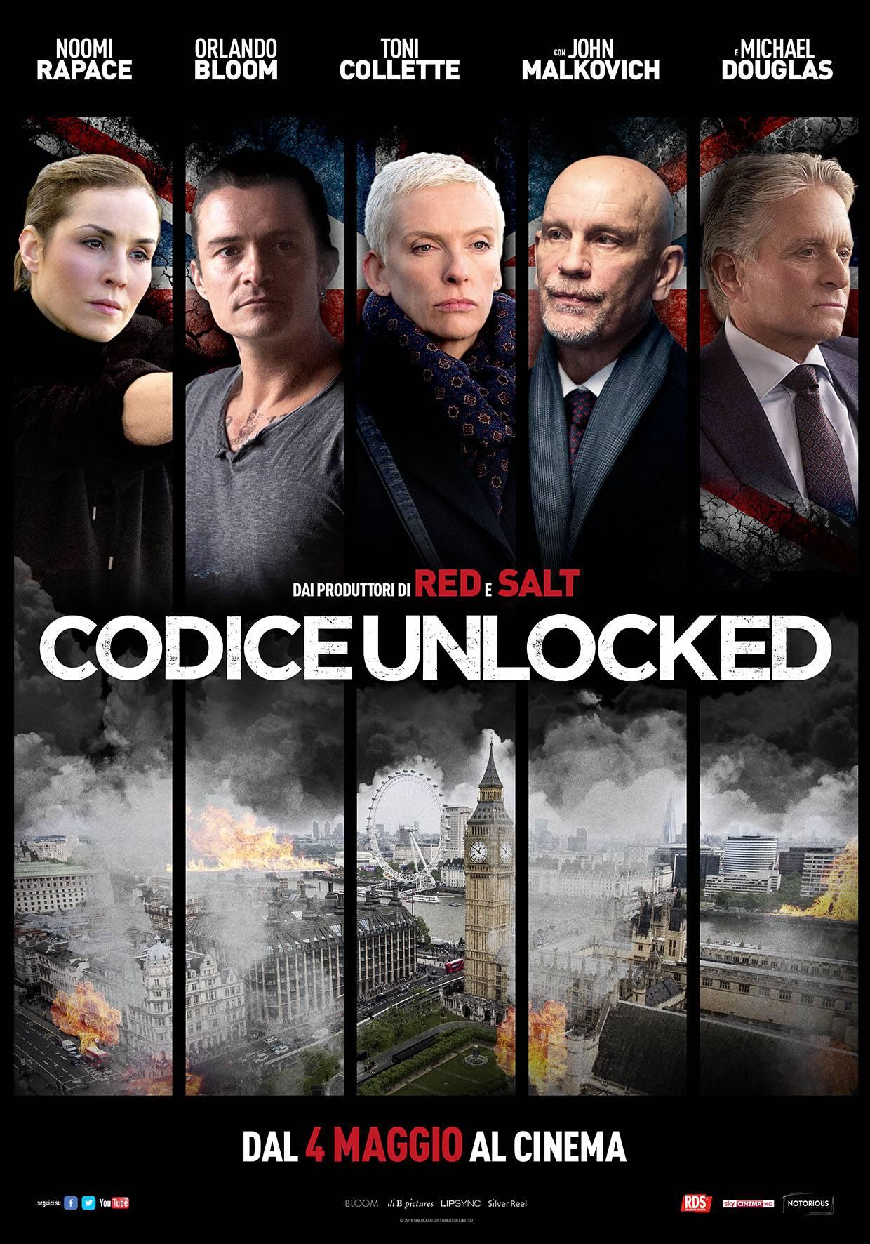 Unlocked Film
