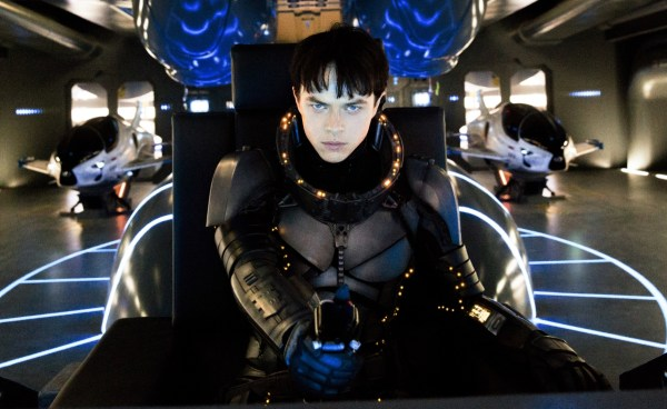 Valerian (Dane DeHaan) - Valerian movie