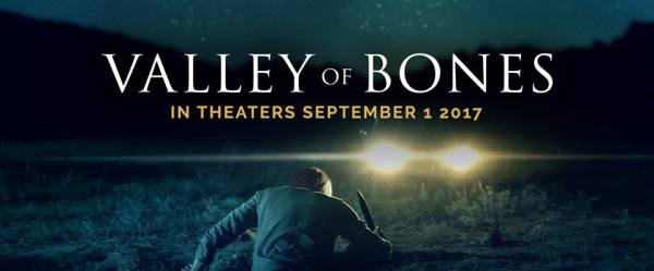 Valley Of Bones Movie
