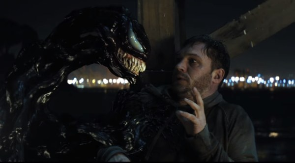 Venom Movie 2018 Tom Hardy And Symbiote