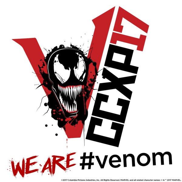 Venom Movie Promo Pic