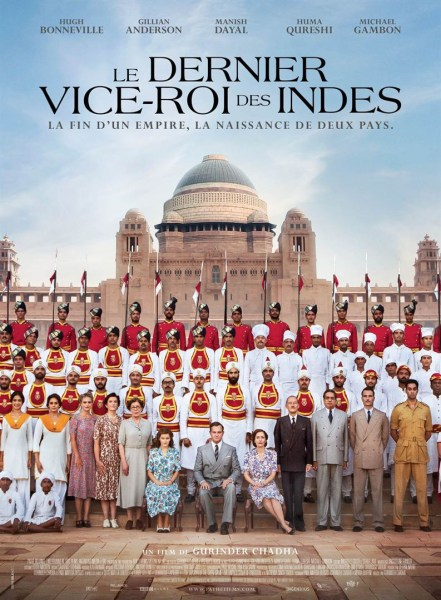 Viceroy's House French Poster