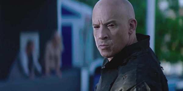 Vin Diesel Bloodshot 2020