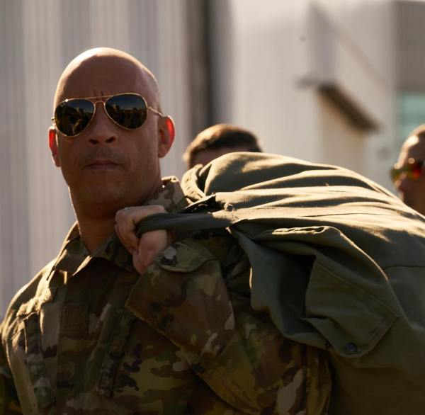 Vin Diesel is Ray Garrison - Bloodshot Movie