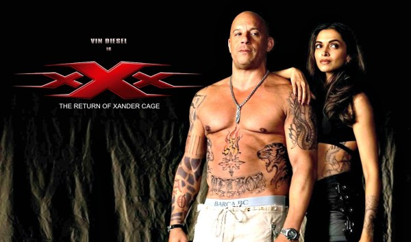 Vin Diesel - xXx 3 the Return of Xander Cage Movie