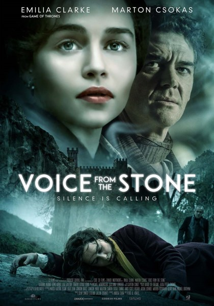 Voice From The Stone New Poster