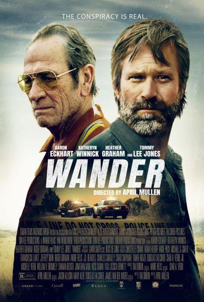 Wander Film Poster