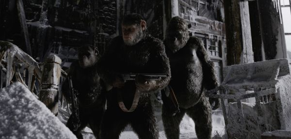 Matt Reeves' War For The Planet Of The Apes