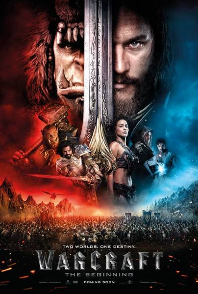 Warcraft New Poster