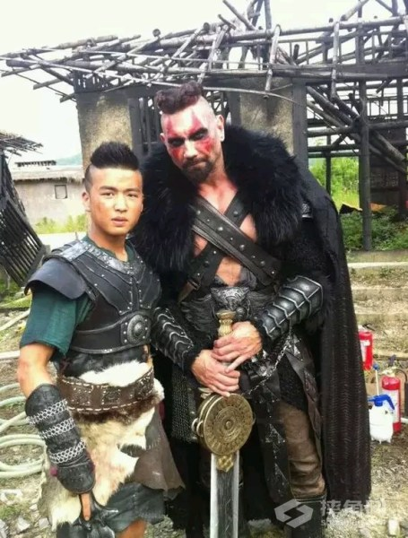 Warrior's Gate Movie - Dave Bautista