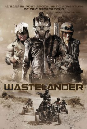 Wastelander Movie Poster