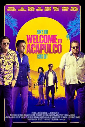 Welcome To Acapulco Movie Poster