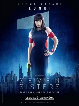 What Happened to monday - Seven Sisters - Monday