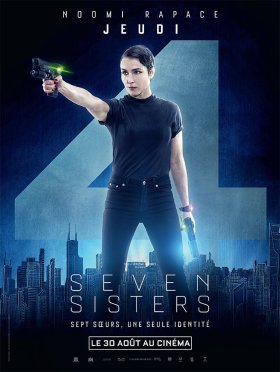 What Happened to monday - Seven Sisters - Thursday