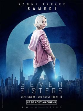 What Happened to monday - Seven Sisters - Saturday