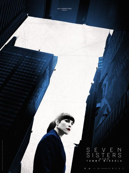 What Happened To Monday - Seven Sisters