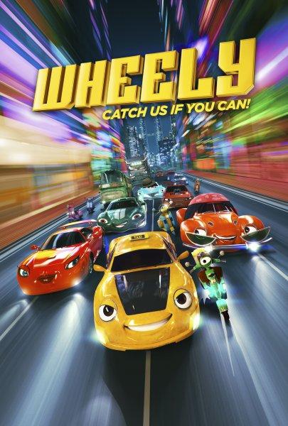 Wheelie Movie Poster