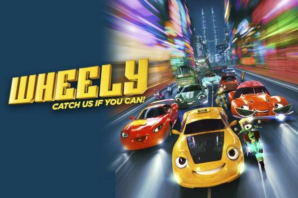 Wheelie Movie