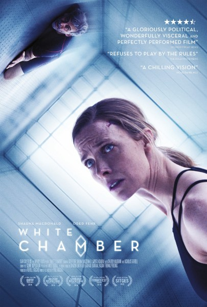 White Chamber Movie Poster