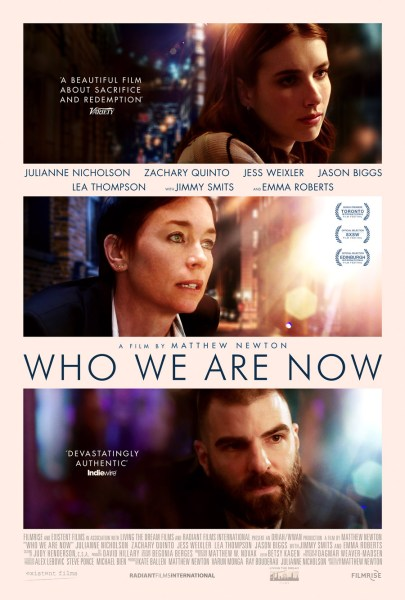 Who We Are Now Movie Poster