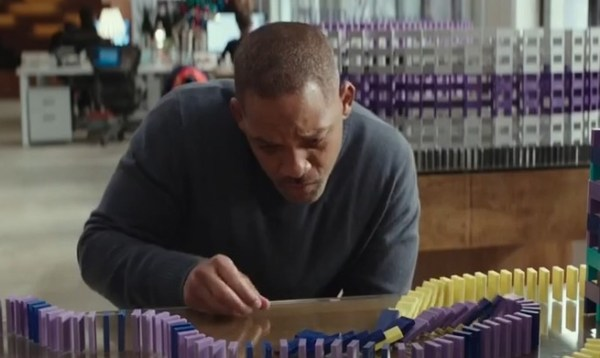 Will Smith Collateral Beauty Movie 2016
