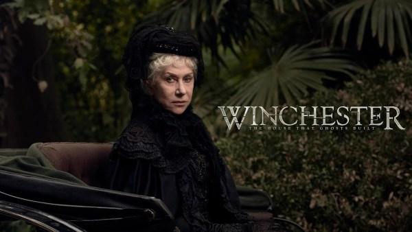 Winchester - Helen Mirren - 2018