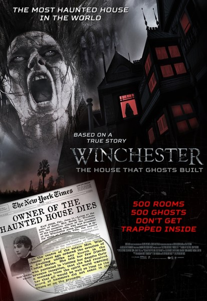 Winchester New Philippines Poster