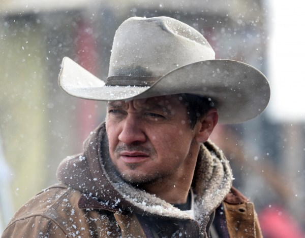 Wind River movie - Jeremy Renner