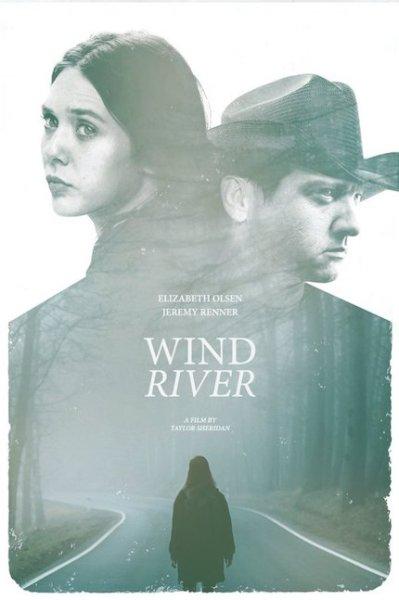 Wind River Teaser Poster