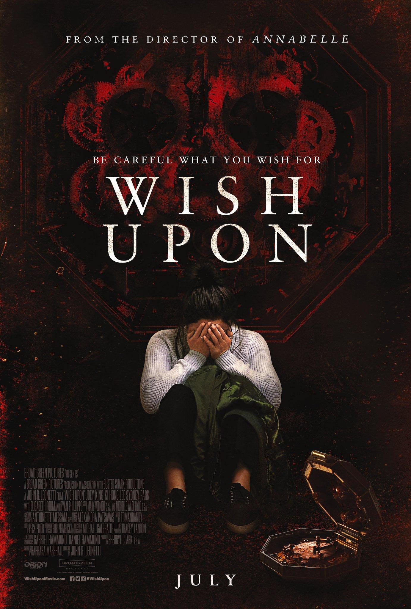 Wish Upon BRRip x264 720p Portuguese 5 1 (2017)