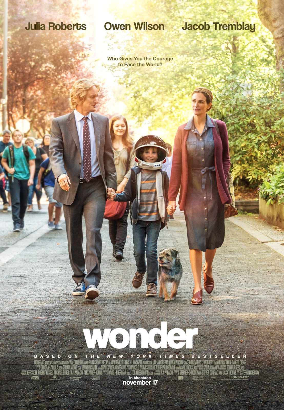 Image result for Wonder Poster