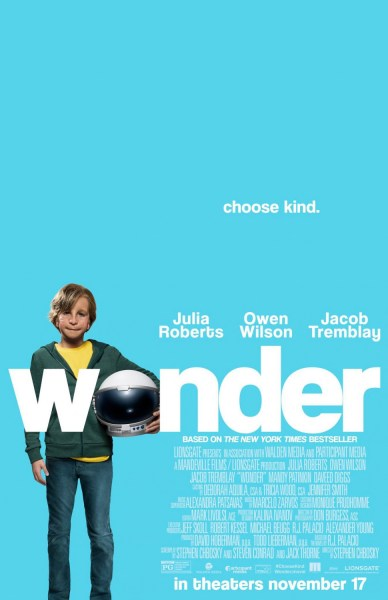 Wonder - Jacob Tremblay